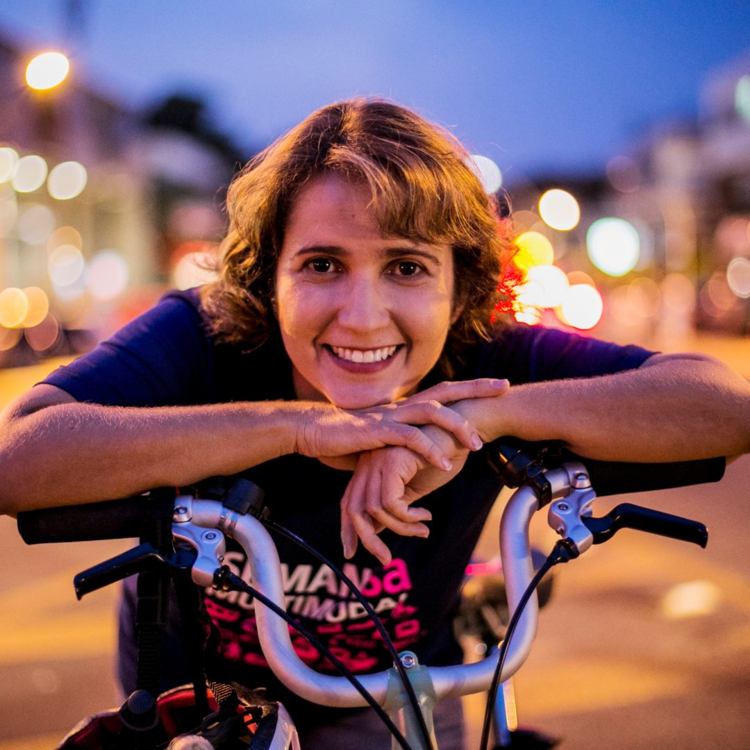 Paulinha Pedestre – Embaixadora Corrida Amiga Distrito Federal