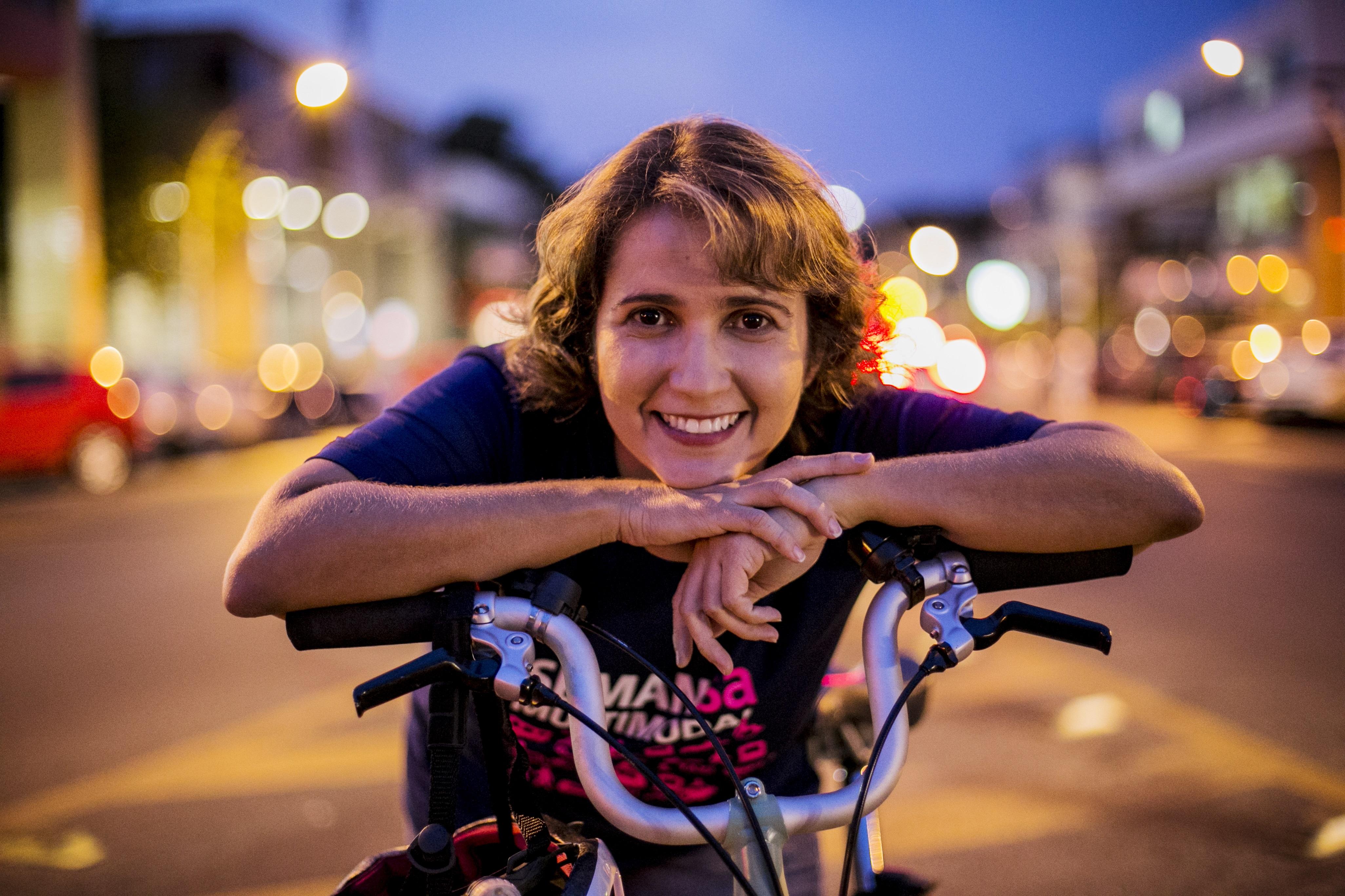 Gente que Inspira: Paulinha Pedestre