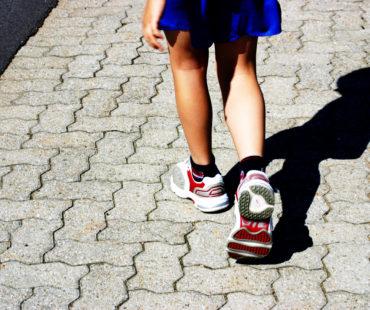 Vamos a pé (1)