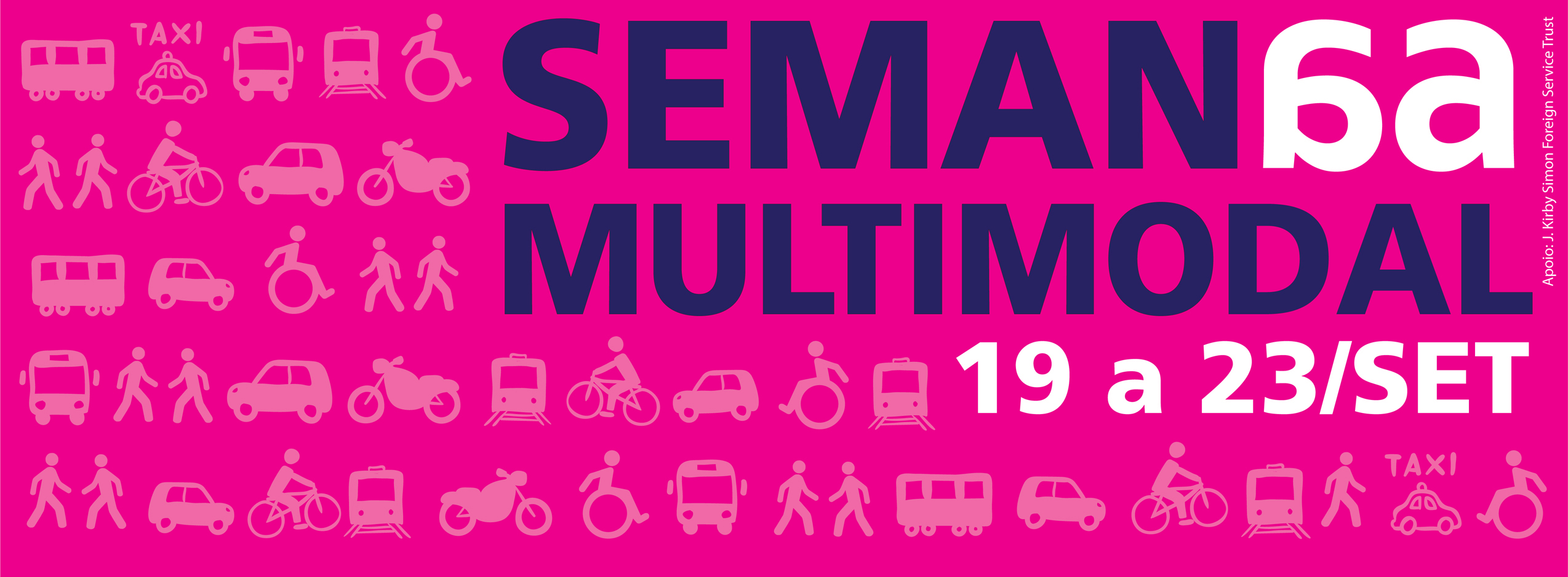 Capa - Semana Multimodal 2016