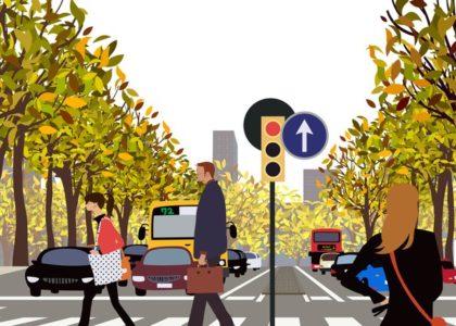 Como tornar uma cidade mais caminhável (Galileu)