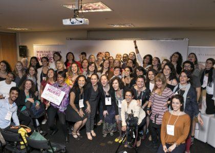 """Seminário """"Mobilidade urbana e a perspectiva das mulheres"""""""