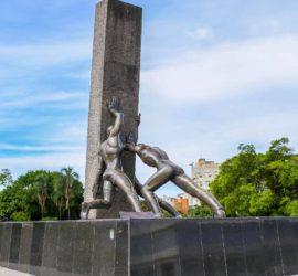 Campanha Calçada #Cilada – Goiânia – Caminhada pelo Centro