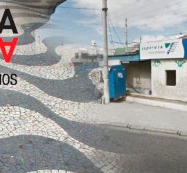 Campanha Calçada #Cilada – Rio de Janeiro de Copacabana a Ramos