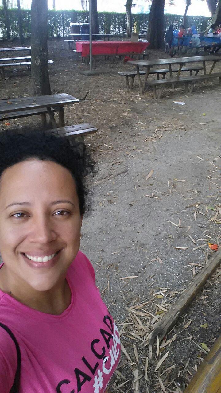 Kelviane Gomes, bolsista da Corrida Amiga, Educadora Profissional de Educação Física Fortaleza-CE 25.04.2017
