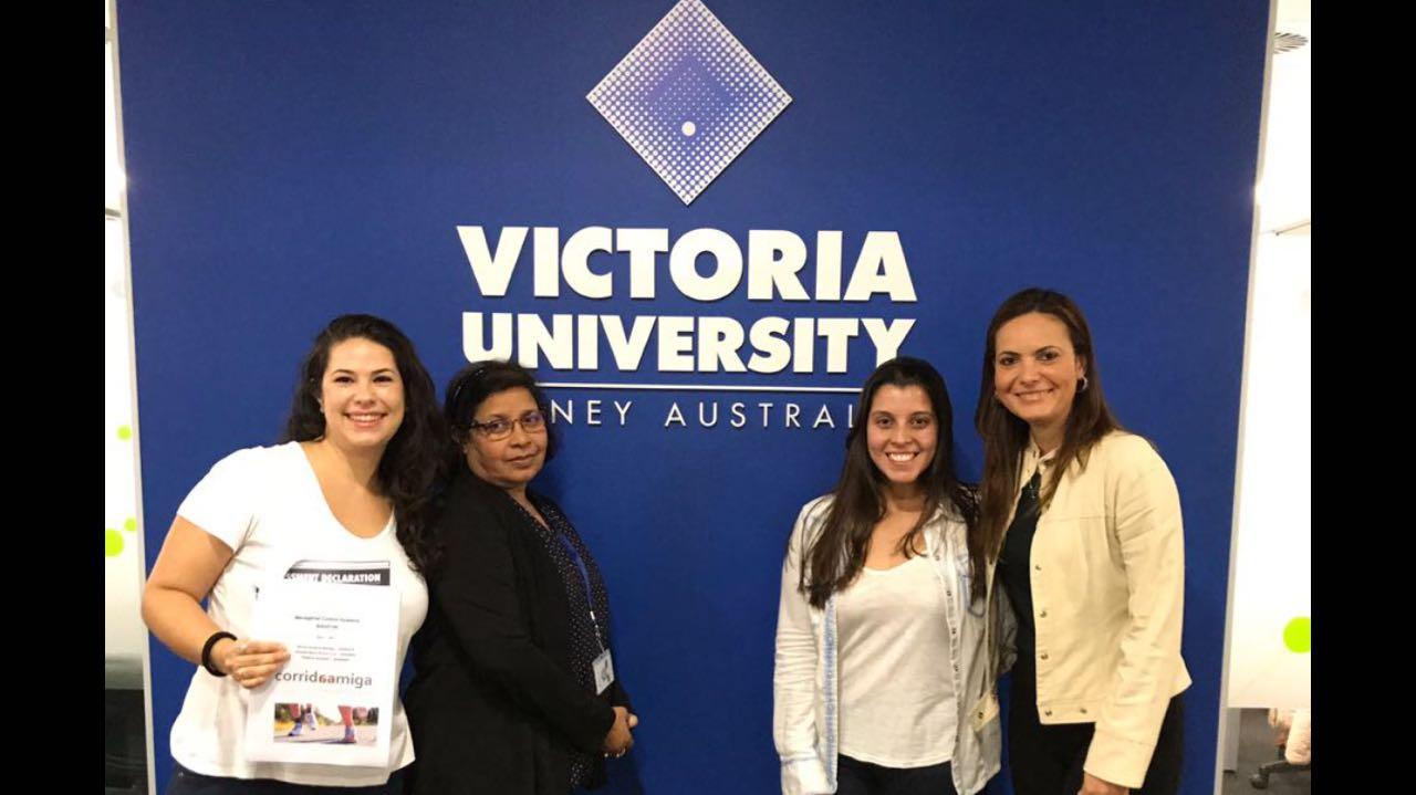 CA Victoria University Sidney