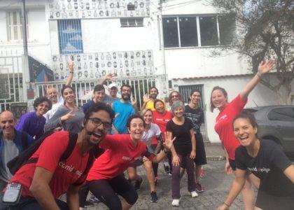 FoCA – Transporte a pé como estilo de vida