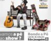 Vamos de Bonde a Pé para o show do Fernando Anitelli | O Teatro Mágico – Voz & Violãono Teatro Brigadeiro no sabadão. Quem vamos?