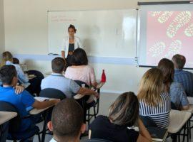 Corrida Amiga na Universidade Federal de Santa Catarina, em Joinville